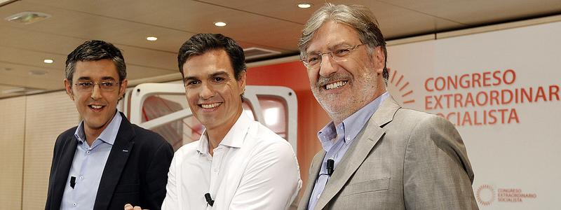 el ala izquierda del PSOE