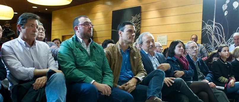 la prueba del nueve del socialismo asturiano