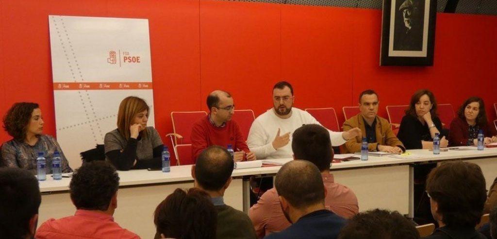 consejo de alcaldes y la Asturias vacía