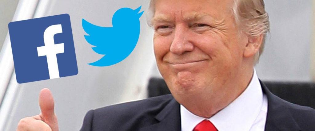 política papanatas y redes sociales